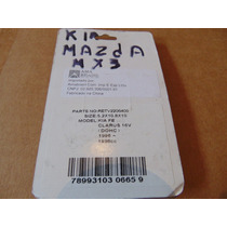 Retentor Vedador Haste Válvula Cabeçote Mazda Mx3 1.6 16v