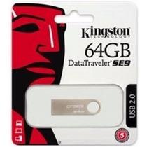 Pen Drive 64gb Usb 2.0 Kingston Datatraveler Se9