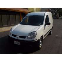 Renault Kangoo 2014 A/a Estandar Excelente Estado