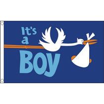Banderín Decoración De Bebé En Camino 5ft X 3ft It