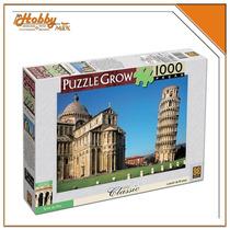 Quebra Cabeça Torre De Pisa - 1000 Peças - Grow