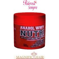 Máscara Anabol Whey Nutri 500g (magnific Hair)