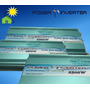 Inversor De Voltaje 12vdc/110vac 2500w Onda Sinusoidal Pura