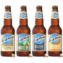 Blue Moon Brewmaster Sampler - Amostra Do Cervejeiro 04 Unid