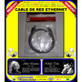 Cable De Red Ethernet Utp / Patch Cord / Cat 5 / 1 Metro /