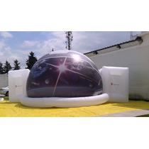 Planetario Inflabe Domo Movil Casco Astronauta 10 Metros Int