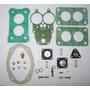 Rep. Kit Carburador Ford Taunus 2.3 Glx Solex Eies 34-34