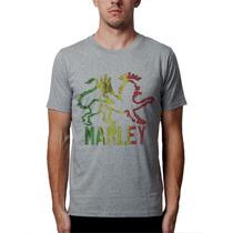 Camiseta Ziggy Bob Marley Blusas Moletom Regata Reggae Rasta