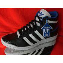 Botitas Adidas Top Ten Hi Sleek Up W Entrego Hoy !!!