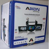 Central Multimidia Aikon Corolla 2008 A 2013 Ak-88030w