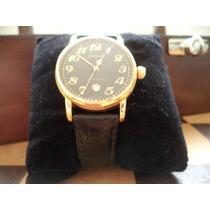 Relógio Mont Blanc Em Ouro 18k, Suíço, Automático, Ref: 7009