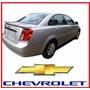 Spoiler Chevrolet Optra Con Tuercas Tipo Original Kit Instal