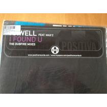 Axwell I Found You Dubfire Remixes Vinilo Dj 12 Positiva Uk
