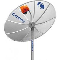 Antena Parabolica Century 1,5m Com Conversor Monoponto