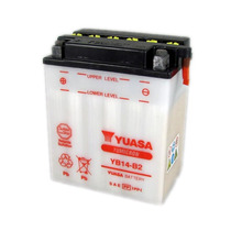 Bateria Yb14-b2 Cb 750, Cbx 750f Gala, Vt 700, Vt800 Yuasa