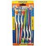 Escova Dental Dr.fresh Com 6 Unidades Importada Dos Eua