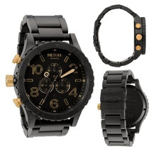 Relógio Nixon Chrono 51-30 Original, Com Garantia 1 Ano