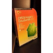 Office 2010 Hogar Y Estudiantes Original Nuevo Sellado 3 Pcs
