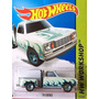 Picape Pick-up Chevy Silverado Hotwheels 2015 Lacrada