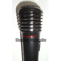 Micrófono Inalambrico Y Alambrico Como Prefiera *tienda Fisi