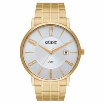 Relógio Orient Masculino Analógico Com Calendário Mgss1092