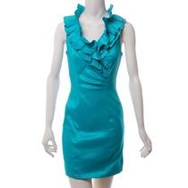 Vestido Azul Liz Minelli