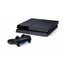 Consola Playstation 4 - Play 4 500gb - 6 Pagos Sin Recargo