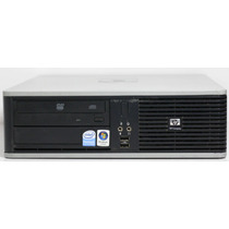 Cpu Hp Compaq Dc5800 Core 2 Duo 2gb Hd 80gb Wifi
