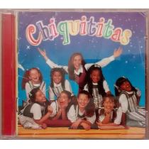 Cd2533 Chiquititas Novela Sony Music 1995