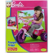 Triciclo De Barbie Fisher Price Original.