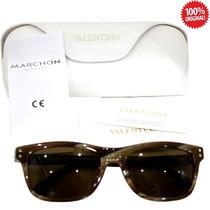 Valentino Óculos De Sol Feminino Pronta Entrega Original