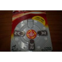 Pila Bateria Para Aparato Auditivo Numero 312