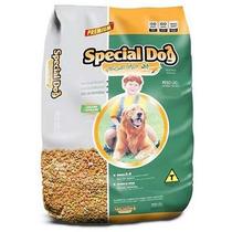 Ração Para Cães Special Dog Vegetais 15 Kg Acompanha Brinde
