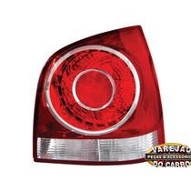Lanterna Automotiva Traseira Lado Direito Polo-apartir:2008
