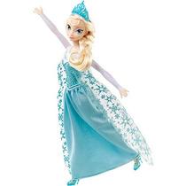 Boneca Disney Frozen Princesa Elsa Musical - Mattel