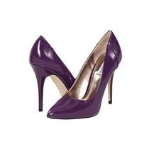 Steve Madden Talla 7.5 Dos Colores: Púrpura Y Natural/fucsia