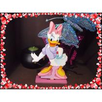 Central Fibrofacil Pata Daisy Novia Del Pato Donald Disney