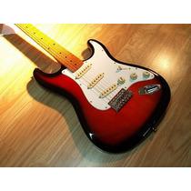 Guitarra Eléctrica Stratocaster 57 Sx Set Fst57/2ts Envíos