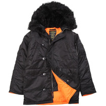 Chaqueta Alpha Industries De Invierno N3b Parka Slim Fit