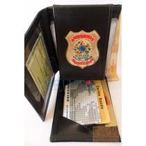 Porta Cheques Cédulas Justiça Federal Jf C61p Nãotem Agente