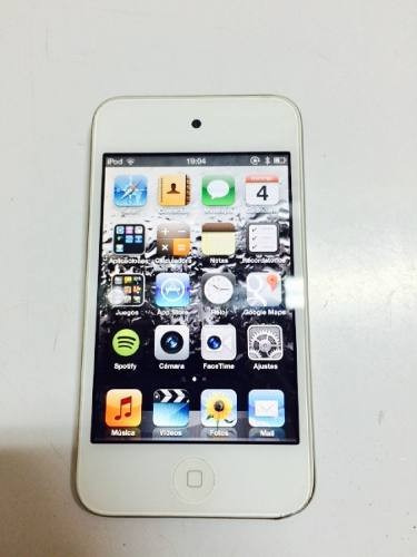 Ipod Touch 4 Generacion 8gb - $ 1,200.00 en Mercado Libre