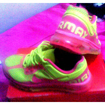Zapatos Air Max + 2013 De Dama. Talla 38