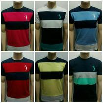 Kit 10 Camisas Sidon (mod. Aleatory)