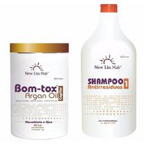 Shampoo New Liss Hair + Bottox S/formol 1kg Sem Sal