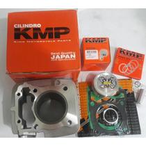 Kit De Aumento Cilindrada Cg 150 P/190cc Completo Kmp