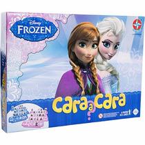 Novo Lacrado Jogo Cara A Cara Frozen Original Da Estrela