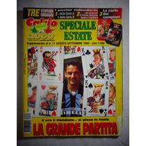 Revista Cálcio 2000 Futebol N° 08 Agosto/setembro 1998