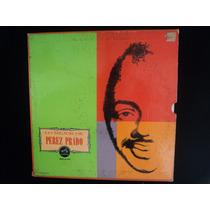 Pérez Prado Lo Mejor Álbum Triple/ Mambo/ Lp Vinil Acetato