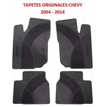 Tapetes Originales Chevrolet Chevy Envio Gratis!