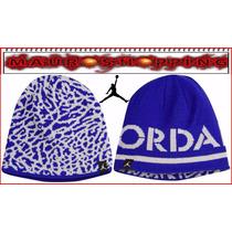 Gorra Jordan Reversible Unisex Gorro 2 En 1 100% Original